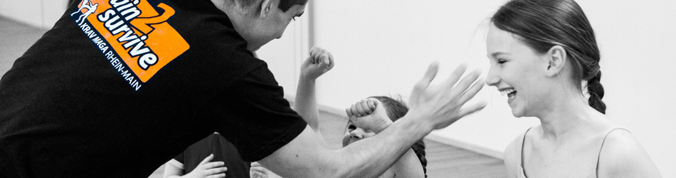 Kindertraining Krav Maga in Wiesbaden